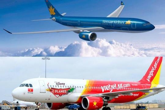 Bộ GTVT lấy ý kiến về việc mở các đường bay quốc tế