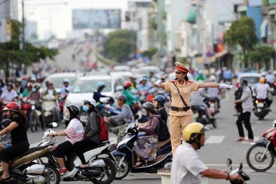 Hà Nội: Tạm thời cấm nhiều tuyến đường phục vụ Đại hội Đảng bộ thành phố