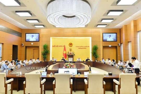 Ủy ban Thường vụ Quốc hội ra quy định mới về thành lập Văn phòng Đoàn ĐBQH và HĐND cấp tỉnh