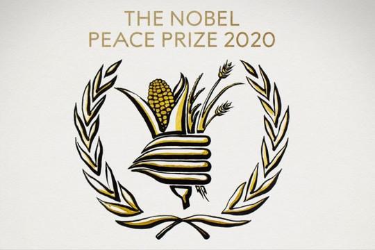 Nobel Hòa bình 2020 thuộc về Chương trình Lương thực thế giới