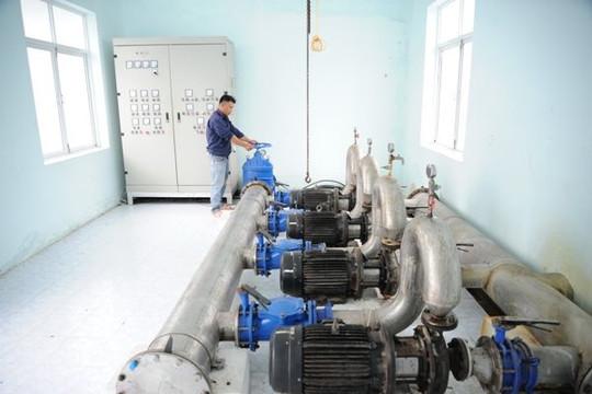 Kiên Giang: Vùng bãi ngang gian nan nước sạch