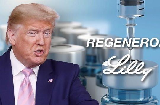 Ông Trump hối thúc FDA sớm phê duyệt liệu pháp kháng thể chữa COVID-19