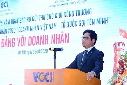 Chủ tịch VCCI: Cần có cơ chế bảo vệ người dám phá rào vì đất nước