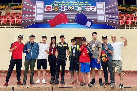 Người đẹp xứ dừa Mỹ Hạnh tiết lộ lý do bỏ cuộc trong trận chung kết boxing