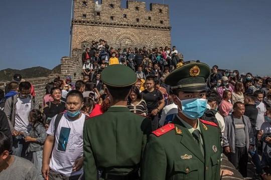 Hàng trăm triệu người di chuyển khắp nước, Trung Quốc lo sợ COVID-19 bùng phát