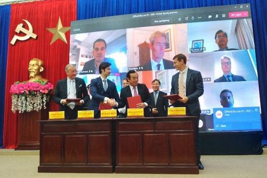 Bạc Liêu: Ký kết biên bản ghi nhớ dự án Nhà máy Nhiệt điện khí LNG 4 tỉ USD