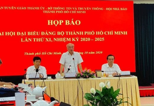 Thủ tướng Nguyễn Xuân Phúc sẽ chỉ đạo Đại hội Đảng bộ TP.HCM