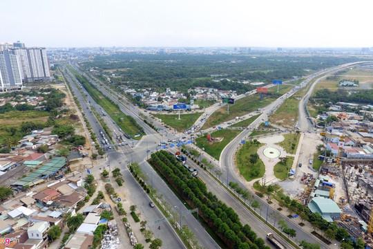 Hơn 13.000 tỉ đồng xây 2 dự án kết nối vùng TP.HCM