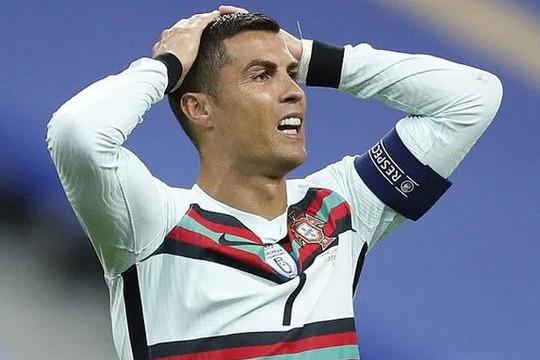 Cristiano Ronaldo mắc COVID-19, chưa lộ triệu chứng