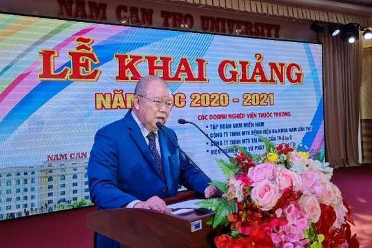 Đại học Nam Cần Thơ đón 4.000 tân sinh viên, mở thêm 2 ngành học mới
