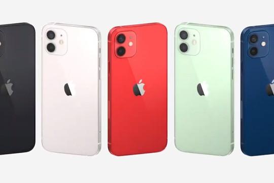 iPhone 12 mini - smartphone 5G nhỏ, nhẹ và mỏng nhất thế giới, bền hơn 4 lần