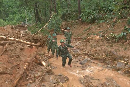 Cứu hộ thủy điện Rào Trăng 3: Hoàn tất công tác tìm kiếm đoàn cán bộ gặp nạn tại tiểu khu 67