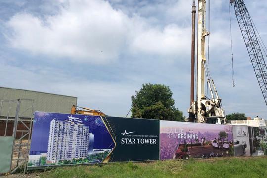 Dự án Star Tower: Chưa xây móng đã nhận tiền khách hàng