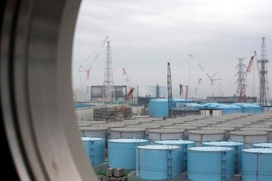 Nhật chuẩn bị đổ nước nhiễm phóng xạ ra biển