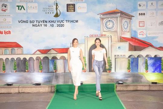100 nữ sinh viên khoe sắc ở Miss Tourism Vietnam 2020, ban giám khảo mong đợi gì?