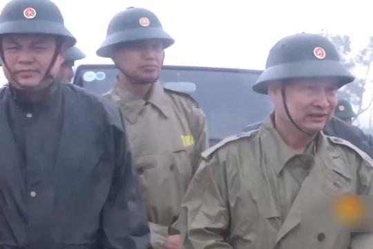 Clip cuối cùng về Thiếu tướng Nguyễn Văn Man và 12 thành viên đoàn công tác trước khi gặp nạn
