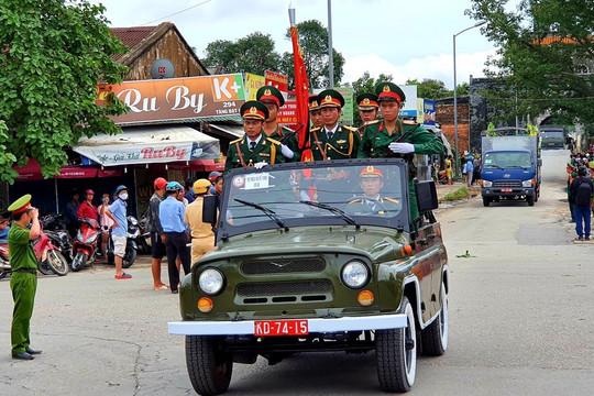 13 cán bộ chiến sĩ hy sinh ở Rào Trăng 3 đã được 'về nhà'