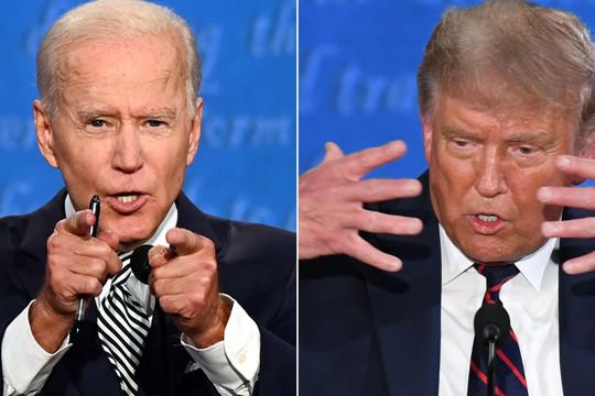 Chủ đề cuộc 'so găng' cuối cùng giữa Trump - Biden được công bố