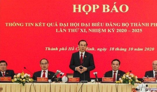 Lãnh đạo TP.HCM cam kết giải quyết dứt điểm vấn đề Thủ Thiêm, Bí thư Nguyễn Văn Nên nói về thử thách lớn