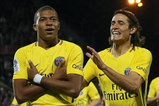 Mbappe cảnh báo không nhân nhượng với Cavani khi PSG đại chiến MU ở Champions League