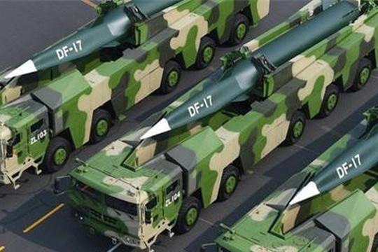 Trung Quốc triển khai tên lửa siêu thanh DF-17 gần Đài Loan: Chiếm đảo hay chặn tàu chiến Mỹ?