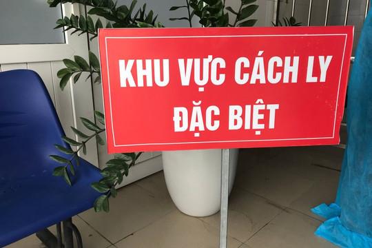 Việt Nam thêm 8 ca mắc COVID-19: 1 bé trai 7 tháng tuổi, 2 nhà sư