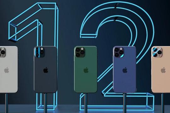 'Doanh số iPhone 12 sẽ cao nhất kể từ thời iPhone 6'