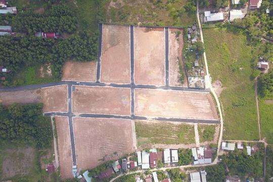 Đồng Nai cưỡng chế dự án 'Dragon City' rộng hơn 4 héc ta