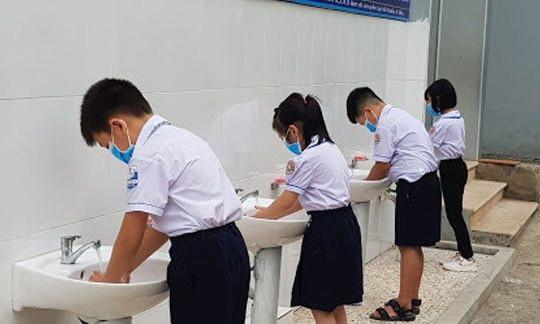 TP.HCM trước nỗi lo dịch bệnh truyền nhiễm trong trường học