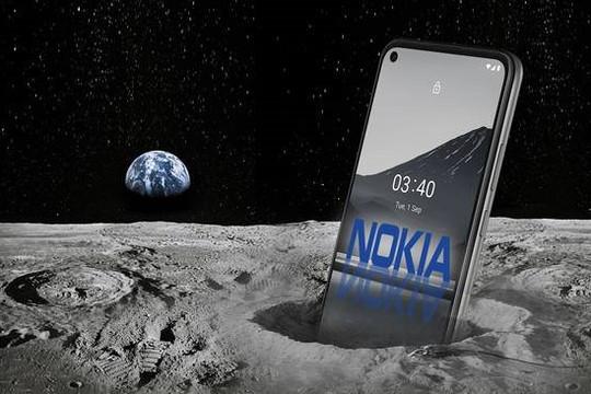 Mạng 4G đầu tiên trên Mặt trăng của Nokia có thể nâng cấp lên 5G, giúp phi hành gia những gì?