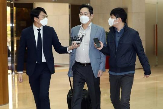 Người thừa kế Samsung đến Việt Nam hôm nay để mở rộng kinh doanh