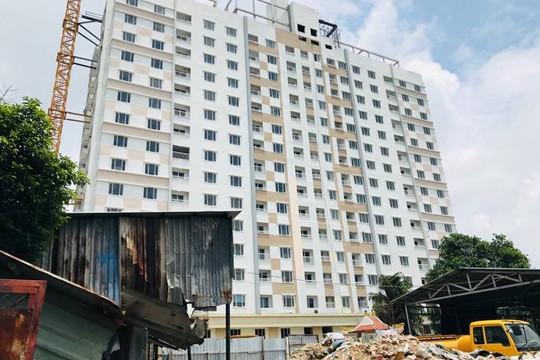 Sau khi phạt hơn 1,6 tỉ đồng, UBND TP.HCM ra hạn chót cho chủ đầu tư dự án Tân Bình Apartment