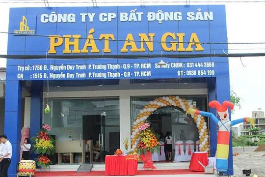 TP.HCM khởi tố vụ Công ty Phát An Gia lừa đảo bán dự án 'ma'