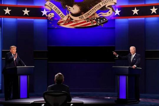 Tranh luận Trump - Biden sắp tới sẽ có 'chế độ im lặng'