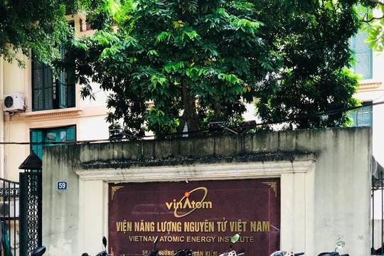 Bộ KH-CN giao trực tiếp nhiệm vụ KH-CN cho Viện Năng lượng nguyên tử Việt Nam