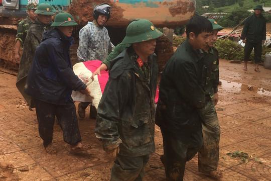 Truy phong liệt sĩ cho 22 chiến sĩ gặp nạn ở Đoàn 337