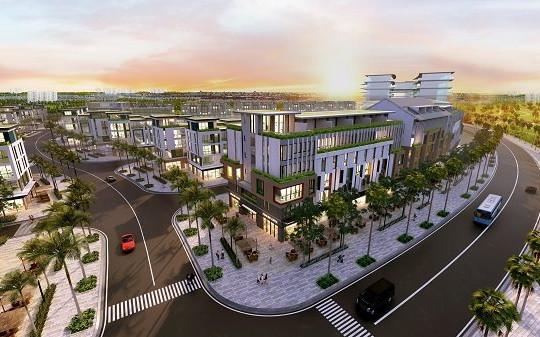 Tân Á Đại Thành mở bán phân khu trung tâm Meyhomes Capital Phú Quốc