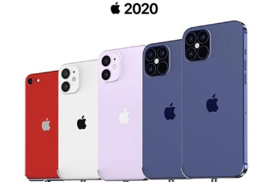 Apple hé lộ dung lượng pin 4 mẫu iPhone 12 và sự khác biệt so với iPhone 11
