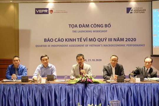 VEPR dự báo tăng trưởng kinh tế có thể đạt 2,8% trong năm 2020