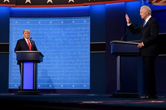 Bầu cử Mỹ 2020: Cuộc so găng cuối cùng giữa hai ứng viên Trump và Bide