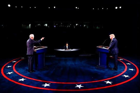 Điểm nổi bật trong tranh luận Trump - Biden lần cuối