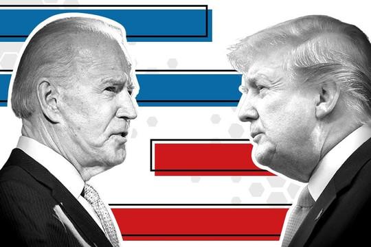 Các nhà cái đánh giá cao Biden, người chơi đổ tiền đặt cửa Trump
