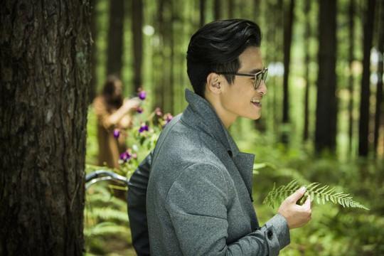 Hà Anh Tuấn trồng 1.800 cây rừng giúp chống lũ