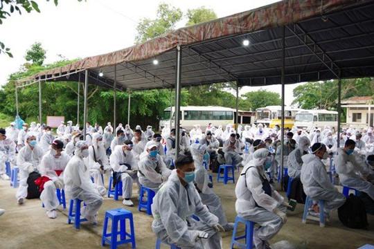 Sóc Trăng: Hoàn thành cách ly y tế 178 công dân Việt Nam từ Brunei về nước