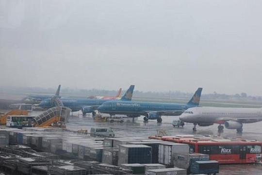 Điều chỉnh hàng loạt chuyến bay ngày 27.10 vì siêu bão số 9