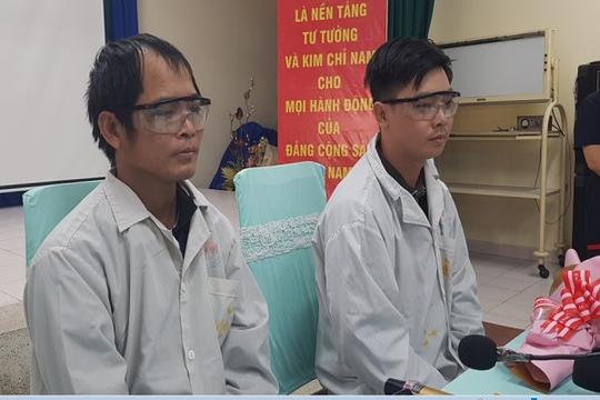Người phụ nữ 63 tuổi bị ung thư cứu 2 chàng trai thoát khỏi mù mắt