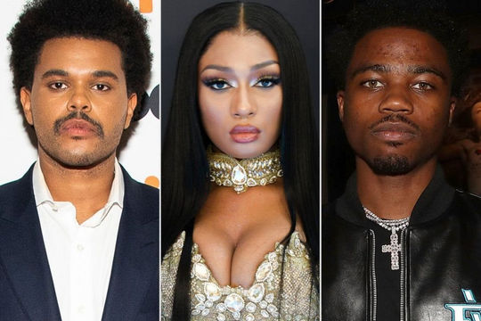 AMAs 2020: The Weeknd, Roddy Ricch dẫn đầu đề cử