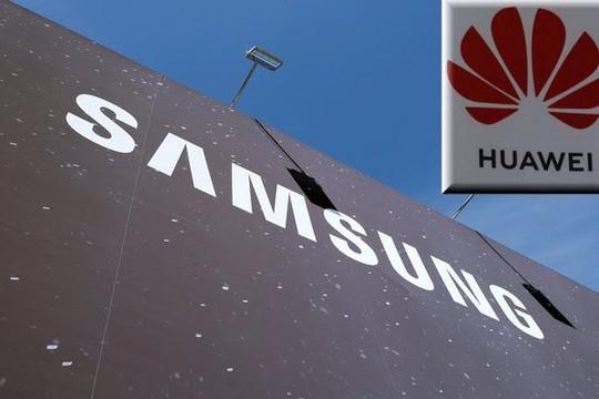 Samsung Display được Mỹ cấp phép cung cấp sản phẩm cho Huawei