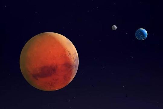 Động cơ đẩy hạt nhân mới giúp bay đến sao Hỏa chỉ trong 3 tháng