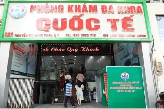 TP.HCM: Xử phạt hàng loạt phòng khám Trung Quốc vẽ bệnh, lừa bệnh nhân